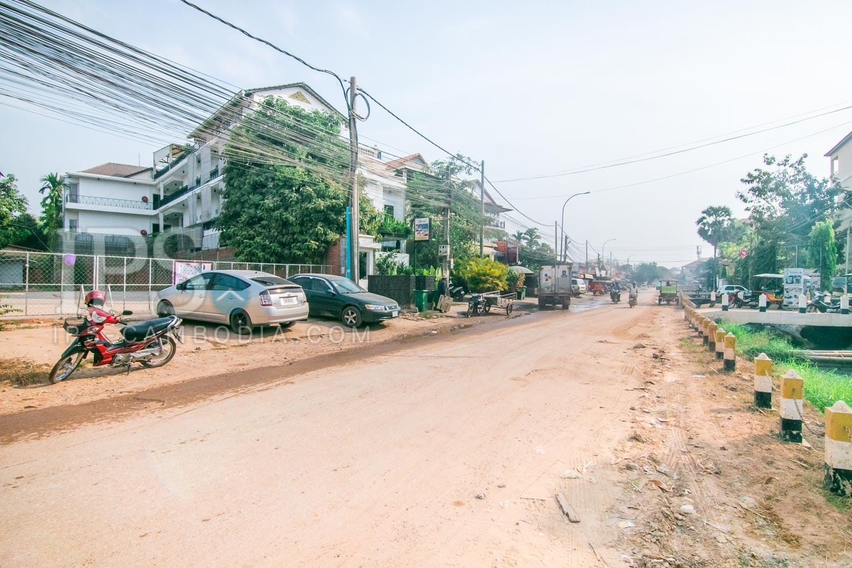 644 Sqm Land For Rent - Svay Dangkum, Siem Reap