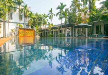 25 Bedroom Boutique Hotel  For Rent - Sala Kamreuk, Siem Reap