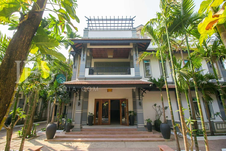 25 Bedroom Boutique Hotel  For Sale - Sala Kamreuk, Siem Reap