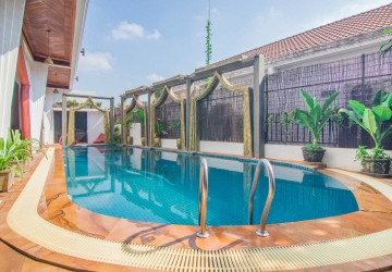 17 Room  Hotel For Rent - Svay Dangkum, Siem Reap