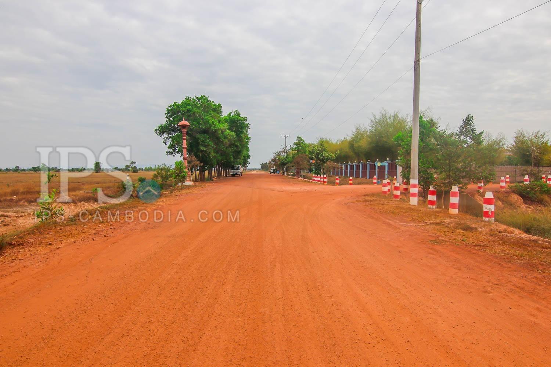 4500 Sqm Land  For Sale - Bakong District, Siem Reap