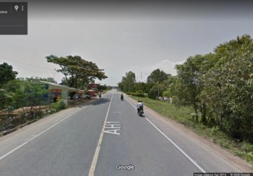 2,275Sqm Land For Sale in Prey Veng, Cambodia