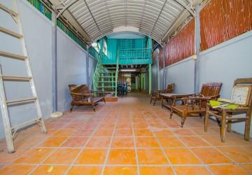Shophouse For Rent - Tonle Bassac, Phnom Penh