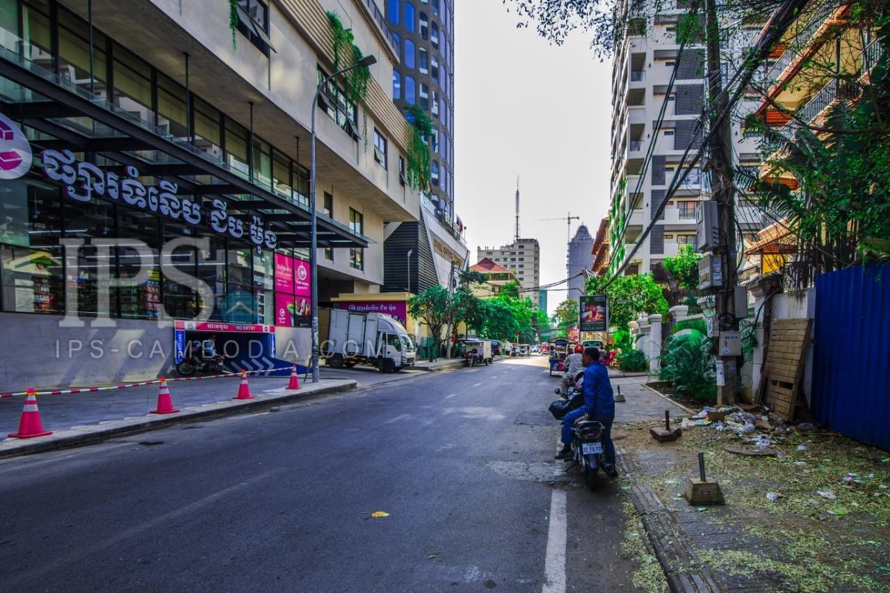 Commercial Building For Rent - BKK1, Phnom Penh
