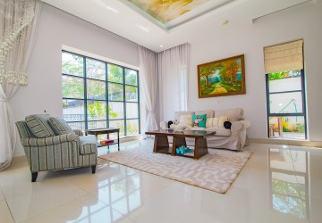 5 Bedroom Villa for Rent - Near ISPP, Phnom Penh