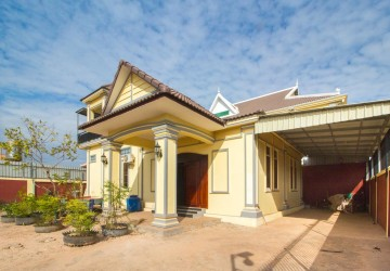 2 Bedroom Villa For Rent - Chreav, Siem Reap