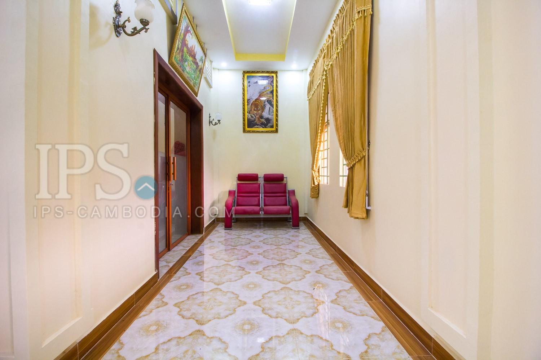 2 Bedroom Villa For Rent - Chreav, Siem Reap