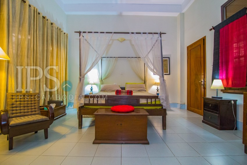 Daun Penh Two Bedroom Apartment for Rent - Phnom Penh