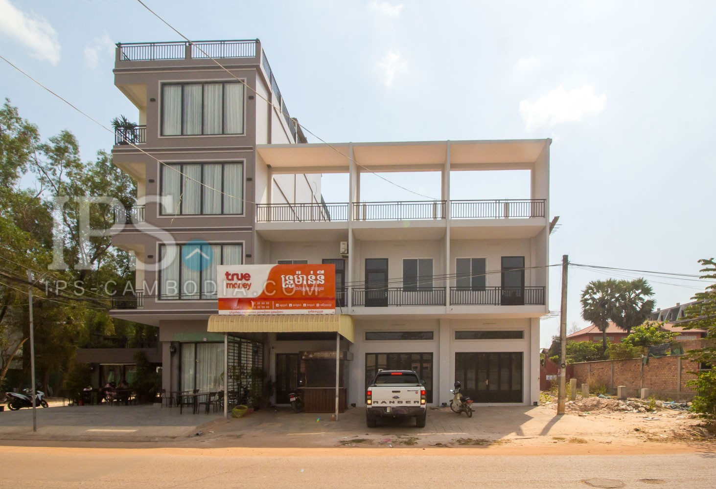2 Bedroom Flat  For Sale - Kouk Chak, Siem Reap