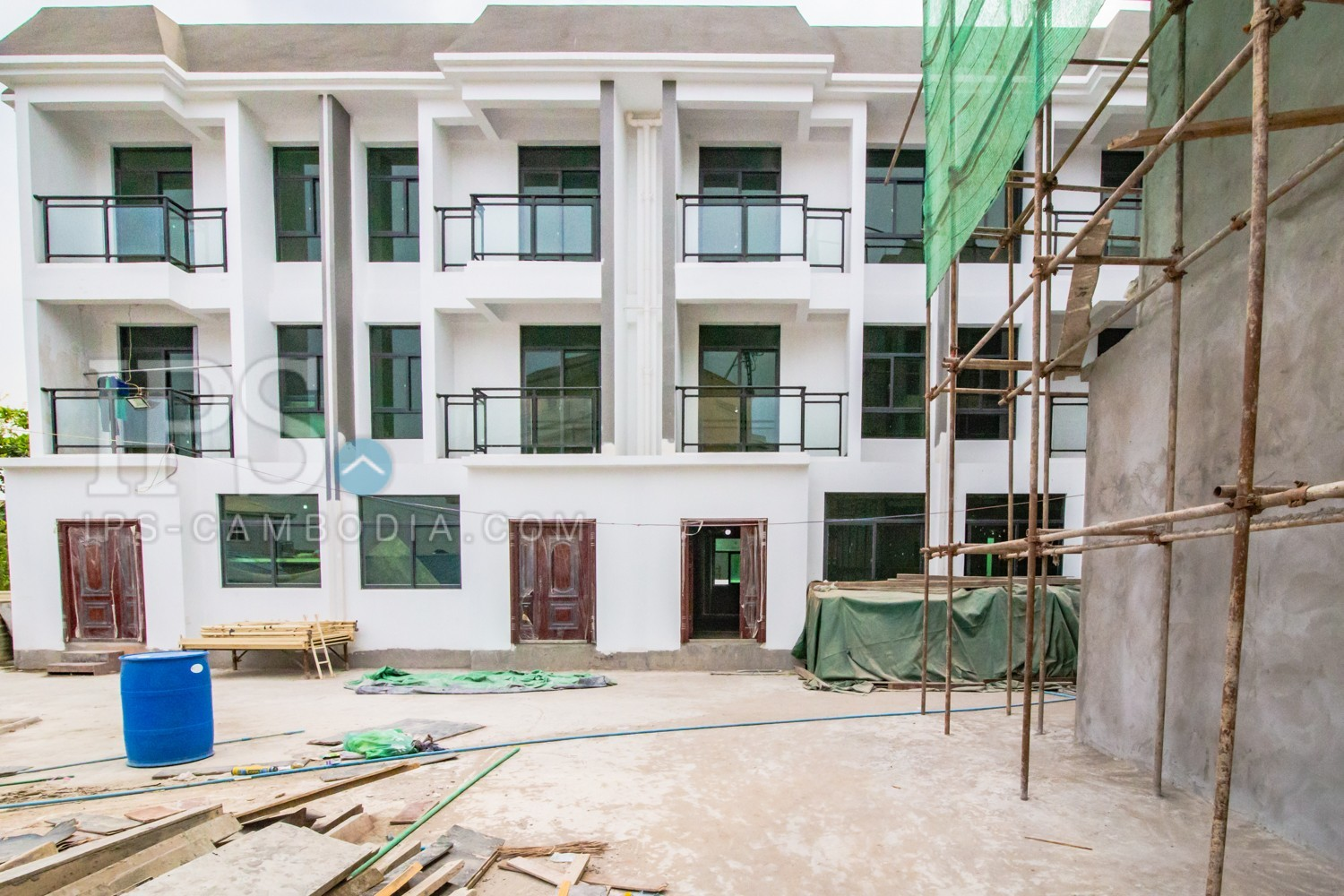 4 Bedroom Town House For Sale - Ka Kab, Phnom Penh