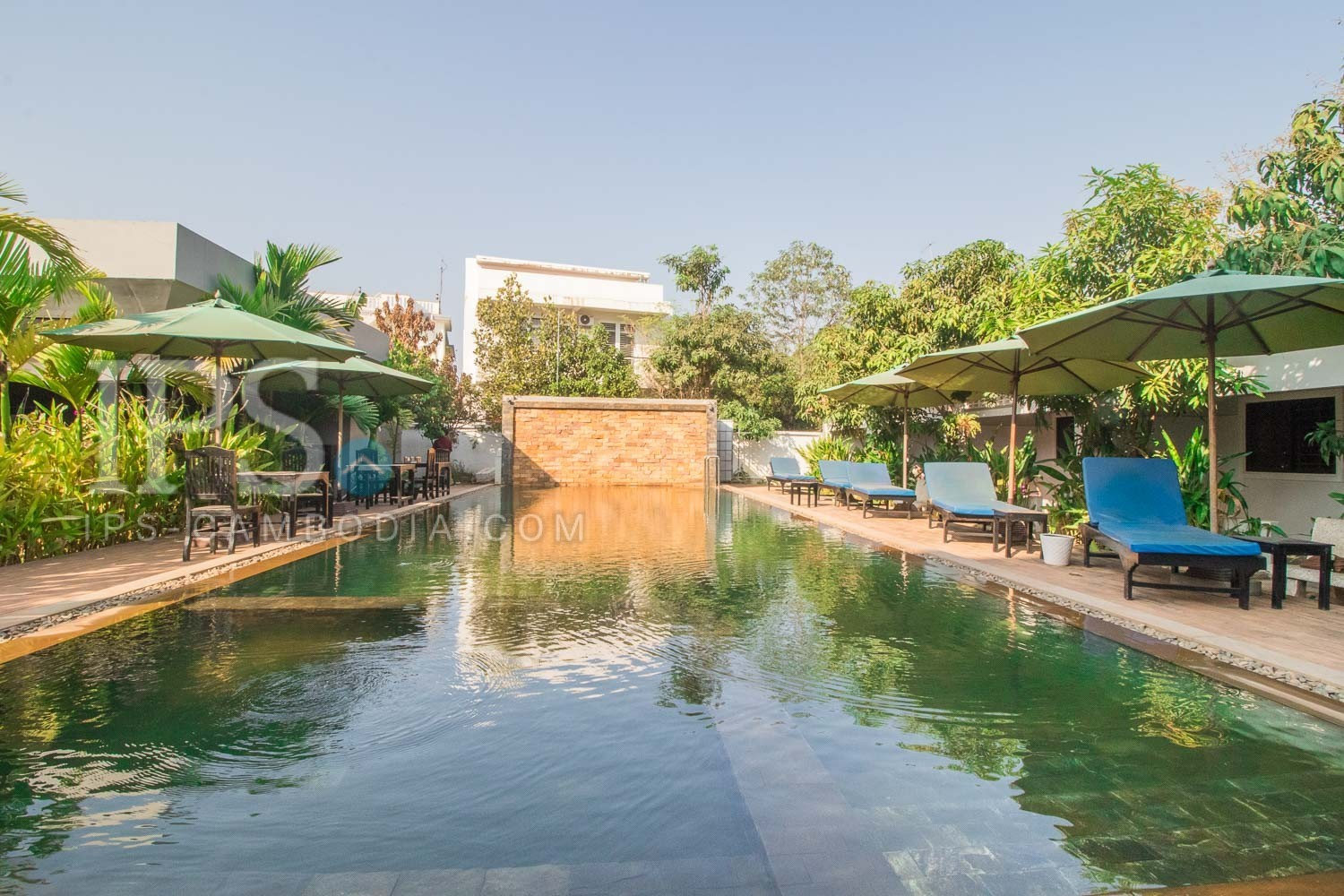 34 Room Hotel For Sale - Svay Dungkum, Siem Reap