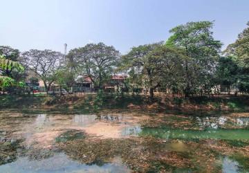 1, 800 Sqm Land For Rent - Slor Kram, Siem Reap