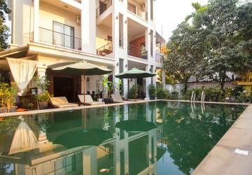 20 Bedroom Hotel  For Rent in Svay Dangkum, Siem Reap