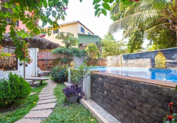 Guesthouse Business For Sale - Svay Dangkum, Siem Reap