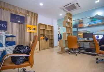 32 Sqm Office Space For Rent - Daun Penh, Phnom Penh thumbnail