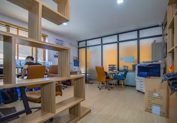 32 Sqm Office Space For Rent - Daun Penh, Phnom Penh