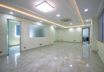 215 Sqm Commercial Office Space For Rent - BKK1, Phnom Penh