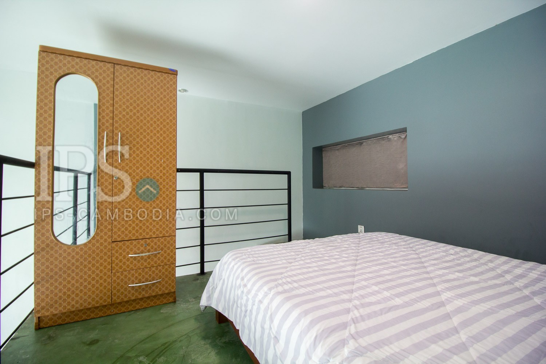 1 Bedroom Duplex Apartment  For Rent - Svay Dangkum, Siem Reap