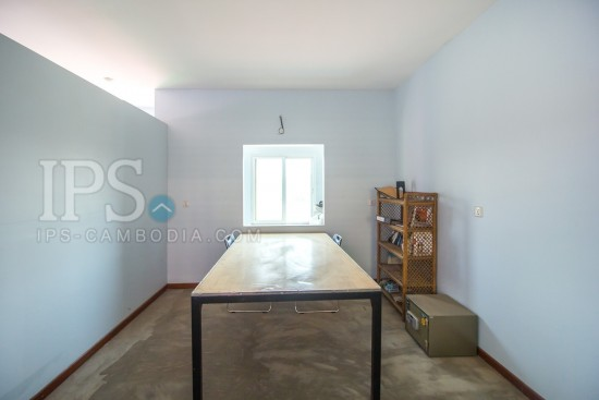 108 Sqm Office Space  For Rent - Svay Dangkum, Siem Reap