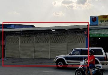 390 Sqm Warehouse For Rent -  Toul Kork, Phnom Penh
