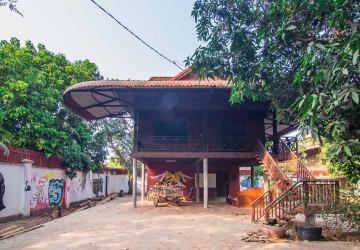 750 Sqm Land  For Sale - Slor Kram, Siem Reap