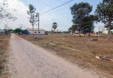 139 Land For Sale - Sambour, Siem Reap