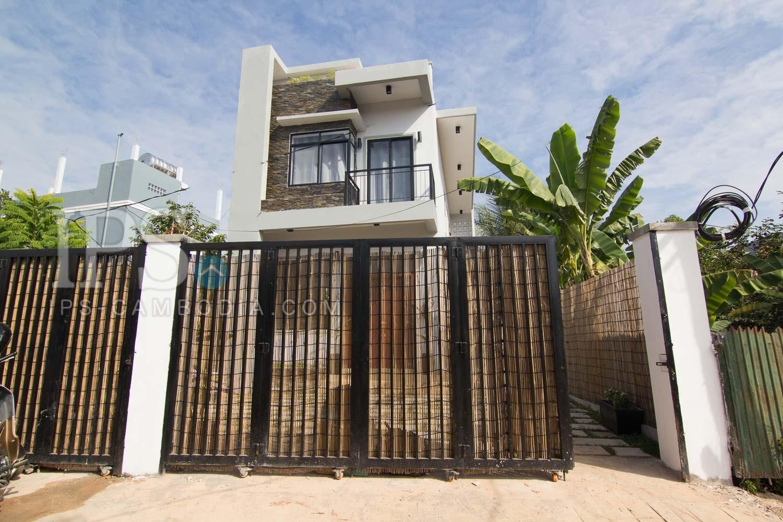 Apartment Building For Sale - Slor Kram, Siem Reap