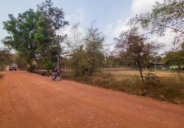 2500 Sqm Land For Sale - Sambour, Siem Reap