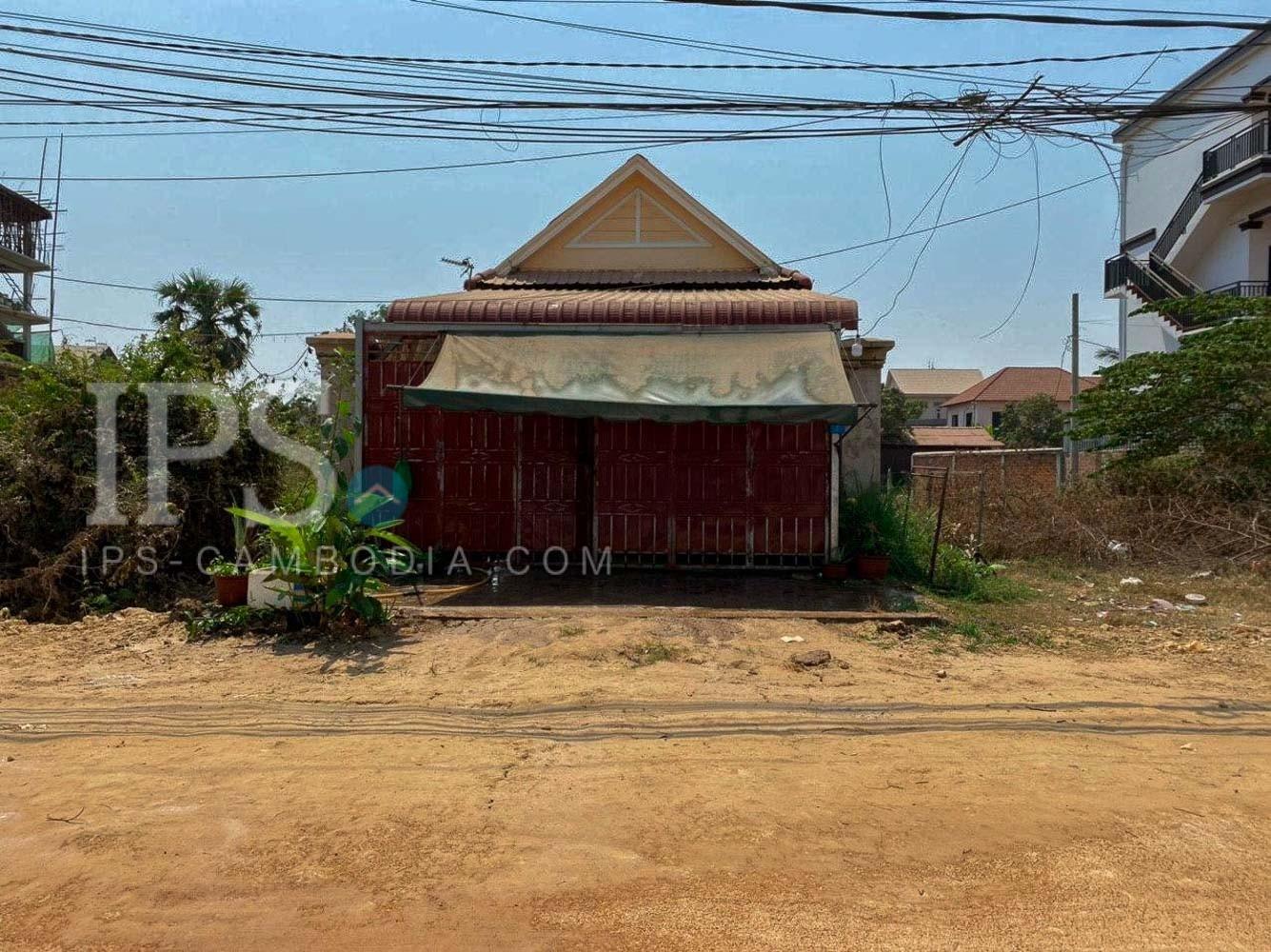 104 Sqm Land For Sale - Kouk Chak, Siem Reap