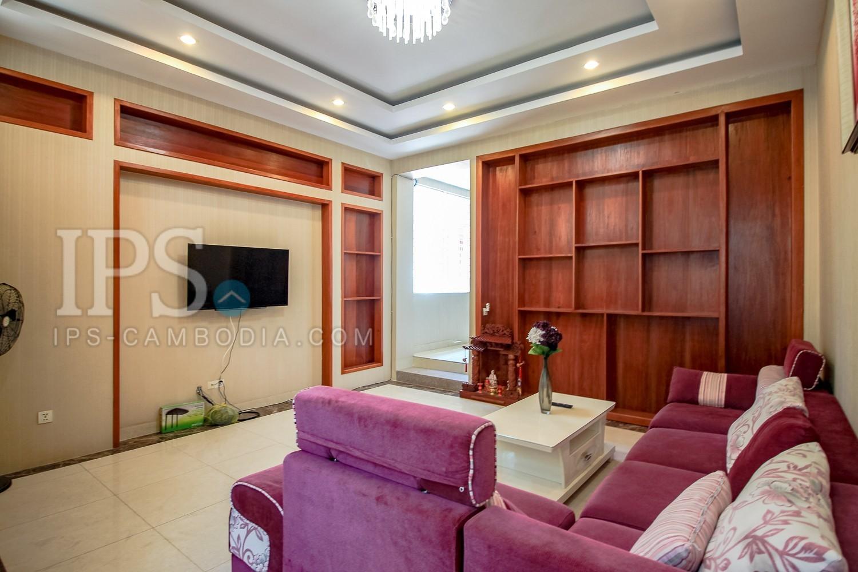 4 Bedroom Family Villa for Rent - Chroy Changvar