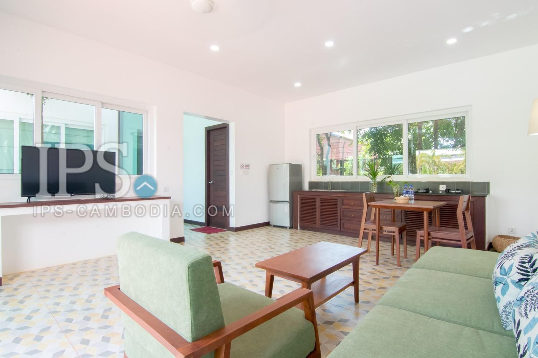 Studio Apartment For Rent - Chreav, Siem Reap