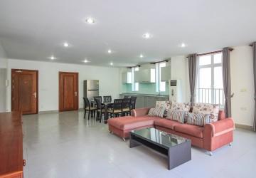 3 Bedroom Apartment For Rent - Russian Market, Phnom Penh