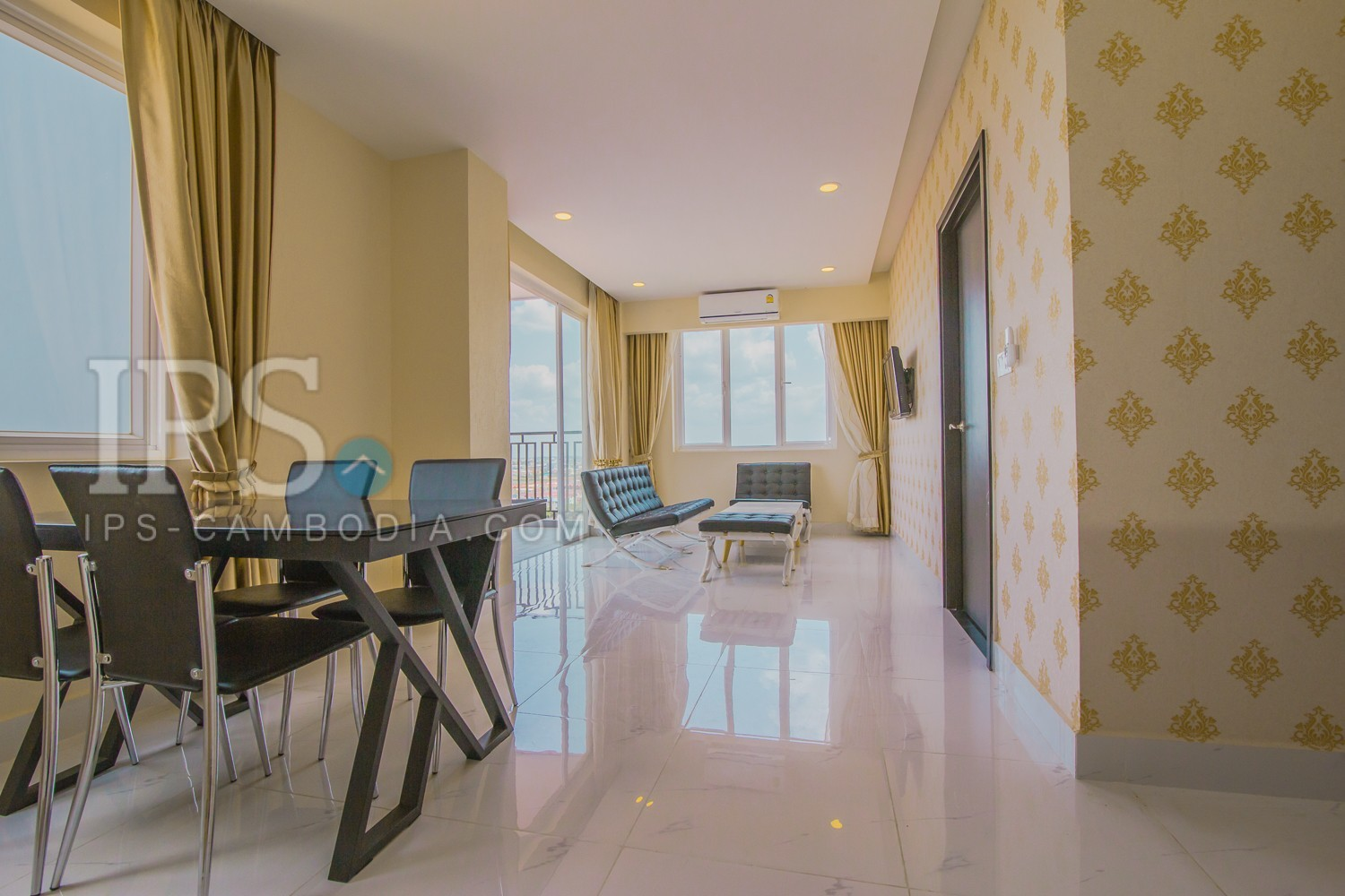 1 Bedroom Condominium For Sale - Toul Sangke, Phnom Penh