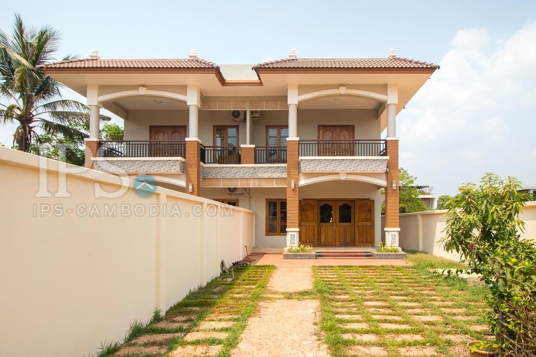 3 Bedroom Villa for Rent in Sala Kamreuk, Siem Reap