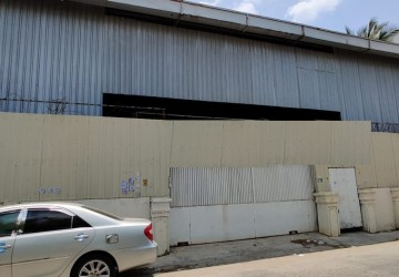 600 Sqm Warehouse For Rent - Sen Sok, Phnom Penh