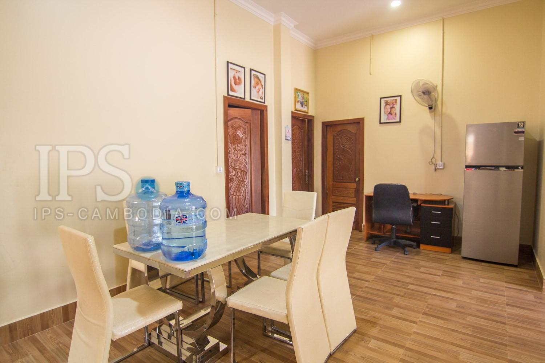 3 Bedroom  Villa For Rent - Svay Thom, Siem Reap
