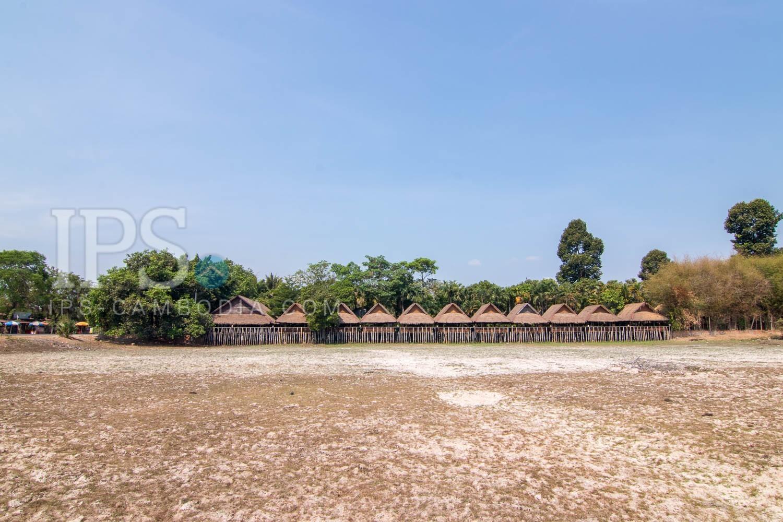 40,000 Sqm Land  For Sale - Kouk Chak, Siem Reap