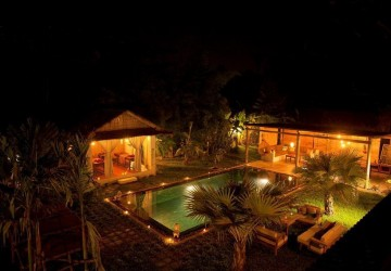 Garden Villa Resort  For Rent - Sala Kamreuk, Siem Reap