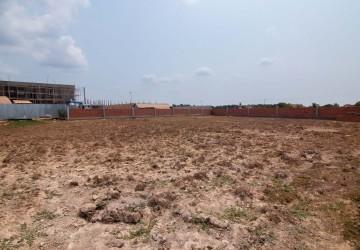 888 Sqm Land For Sale - Sambour, Siem Reap