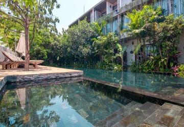 Studio Apartment For Rent - Svay Dangkum, Siem Reap