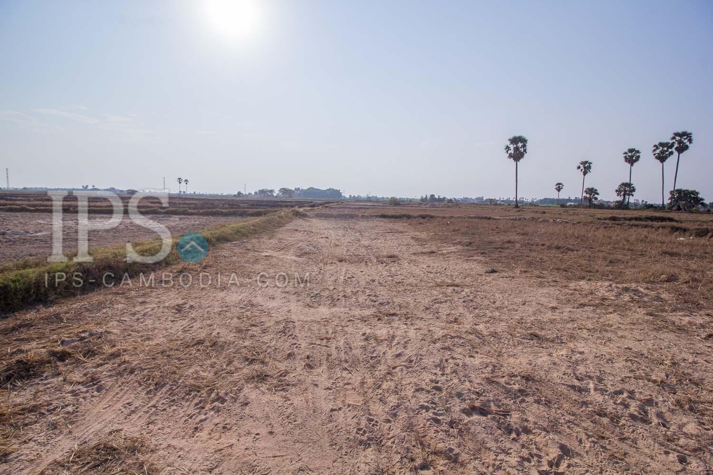 887 Sqm Land  For Sale - Wat Athvear, Siem Reap
