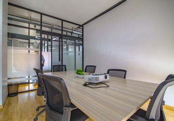 19 Sqm Co-working Space For Rent - BKK1, Phnom Penh
