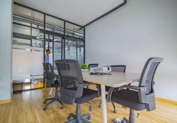 13 Sqm Co-working Space For Rent - BKK1, Phnom Penh