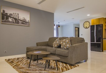2 Bedroom Service Apartment For Rent - BKK2, Phnom Penh