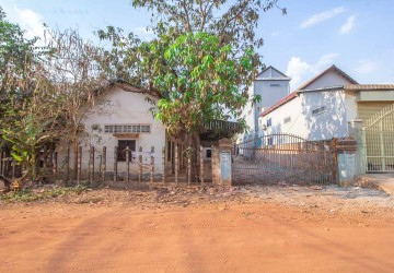 378 Sqm Land  For Sale - Svay Dangkum, Siem Reap