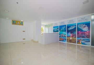 115 Sqm Commercial Office Space For Rent - BKK1, Phnom Penh