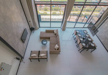 4 Bedroom Penthouse For Rent -  Mittapheap, Phnom Penh