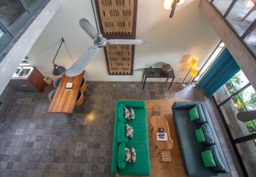 1 Bedroom Apartment For Rent - Wat Damnak, Siem Reap