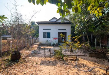 1000 Sqm Land For Sale - Road 60, Siem Reap