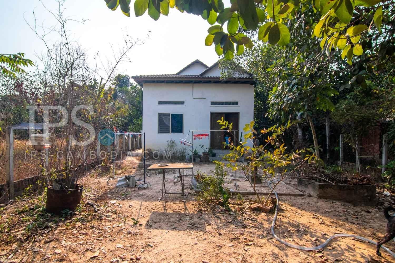 1000 Sqm Land For Sale - Road 60, Siem Reap